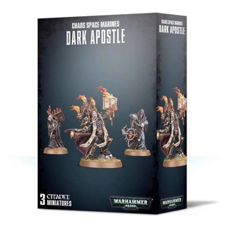 Warhammer 40.000 - Chaos Space Marines - Dark Apostle