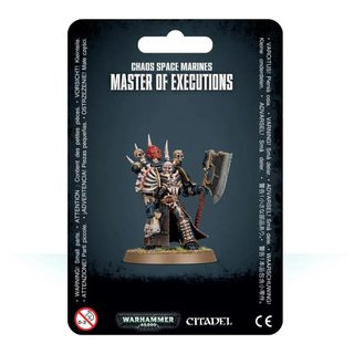 Warhammer 40.000 - Chaos Space Marines - Master of...