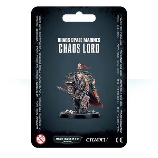 Warhammer 40.000 - Chaos Space Marines - Chaos Lord