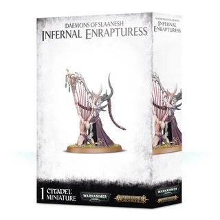 Age of Sigmar - Hedonites of Slaanesh - Infernal Enrapturess
