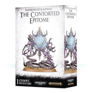 Age of Sigmar - Hedonites of Slaanesh - The Contorted...