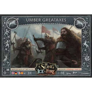A Song of Ice & Fire - Umber Greataxes (Grossäxte von...