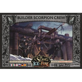 A Song of Ice & Fire - Builder Scorpion Crew (Erweiterung)