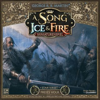 A Song of Ice & Fire - Freies Volk (Starterset)