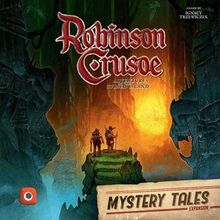 Robinson Crusoe - Mystery Tales (Expansion) (engl.)