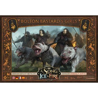 A Song of Ice & Fire - Bolton Bastards Girls (Erweiterung)