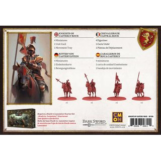 A Song of Ice & Fire - Knights of Casterly Rock (Erweiterung)