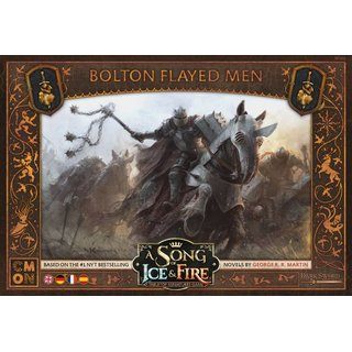 A Song of Ice & Fire - Bolton Flayed Men (Erweiterung)