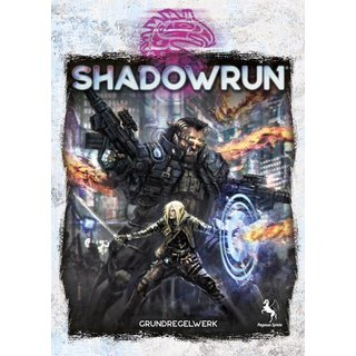 Shadowrun - Grundregelwerk (6. Edition) (HC)
