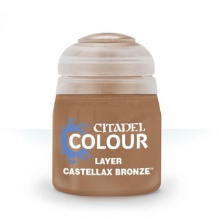 Castellax Bronze (Layer)