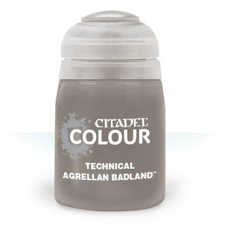 Agrellan Badland (Technical)