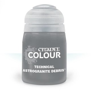 Astrogranite Debris (Technical)
