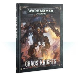 Warhammer 40.000 - Chaos Knights (Codex) (HC)