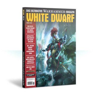 White Dwarf - August 2019