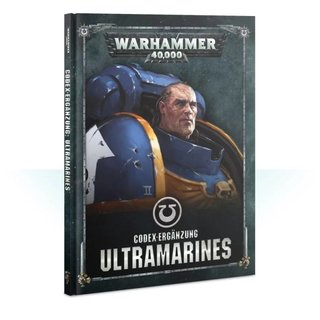 Warhammer 40.000 - Ultramarines (Codex - Ergänzung) (HC)