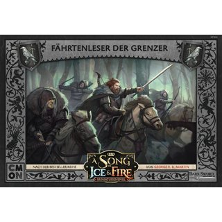 A Song of Ice & Fire - Fährtenleser der Grenzer...