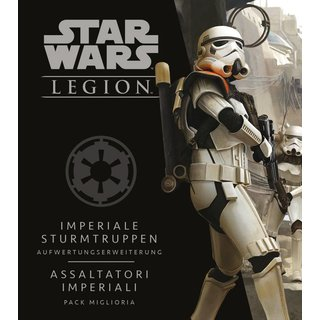Star Wars Legion - Imperiale Sturmtruppen (Upgrade...