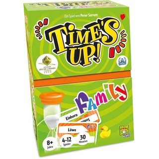 Times Up! - Family