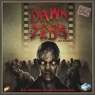 Dawn of the Zeds (3. Edition)