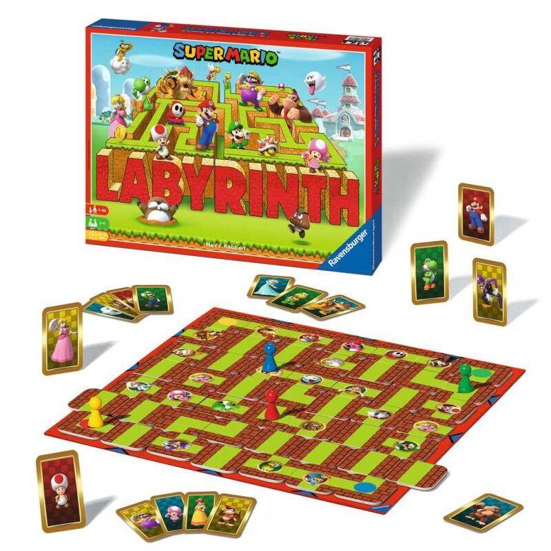 Das Verrückte Labyrinth Spiel