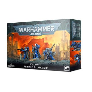 Warhammer 40.000 - Space Marines - Primaris Eliminators