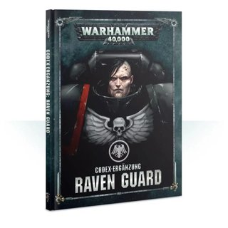 Warhammer 40.000 - Raven Guard (Codex) (HC)
