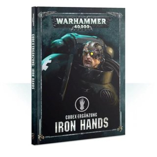Warhammer 40.000 - Iron Hands (Codex) (HC)