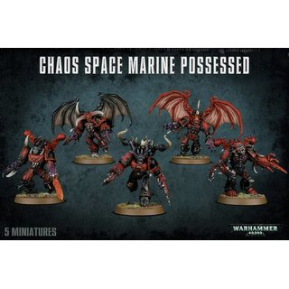 Warhammer 40.000 - Chaos Space Marines - Possessed