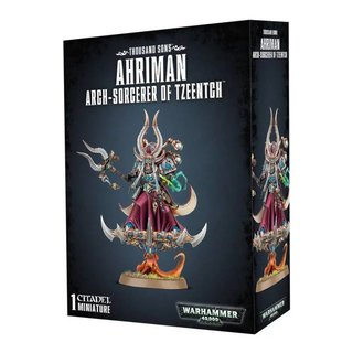Warhammer 40.000 - Thousand Sons - Ahriman (Arch-Sorcerer...