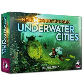 Underwater Cities - New Discoveries (Erweiterung)