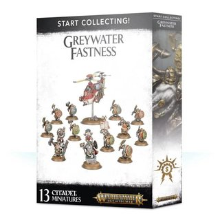 Age of Sigmar - Greywater Fastness (Start Collecting)