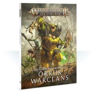 Age of Sigmar - Battletome - Orruk Warclans (SC)