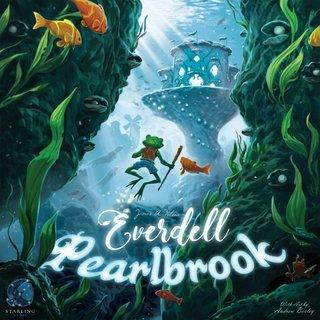 Everdell - Pearlbrook (Expansion) (engl.)