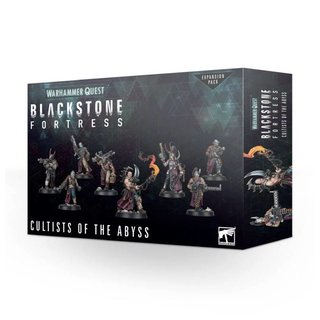 Warhammer Quest - Blackstone Fortress - Cultists of the...