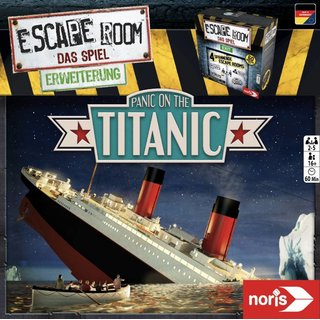 Escape Room - Panic on the Titanic (Erweiterung)