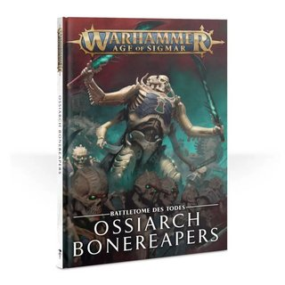 Age of Sigmar - Battletome - Ossiarch Bonereapers (HC)