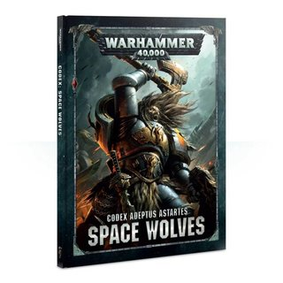 Warhammer 40.000 - Space Wolves (Codex) (HC)
