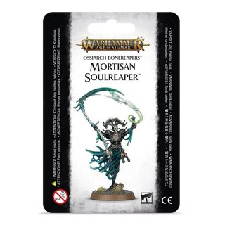 Age of Sigmar - Ossiarch Bonereapers - Mortisan Soulreaper