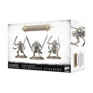 Age of Sigmar - Ossiarch Bonereapers - Necropolis Stalkers