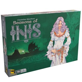 Inis - Isle of Seasons (Expansion) (engl.)