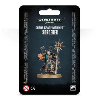 Warhammer 40.000 - Chaos Space Marines - Sorcerer