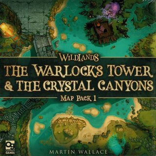Wildlands - The Warlocks Tower & The Crystal Canyons (Map...