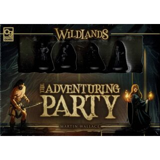 Wildlands - The Adventuring Party (Expansion) (engl.)