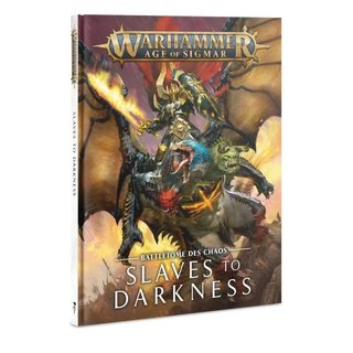 Age of Sigmar - Battletome - Slaves to Darkness (HC)