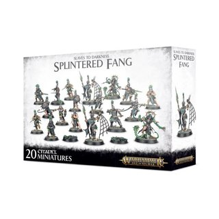 Age of Sigmar - Slaves to Darkness - The Splintered Fang