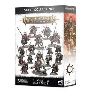 Age of Sigmar - Slaves to Darkness (Start Collecting 2019)