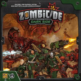 Zombicide - Invader - Dark Side