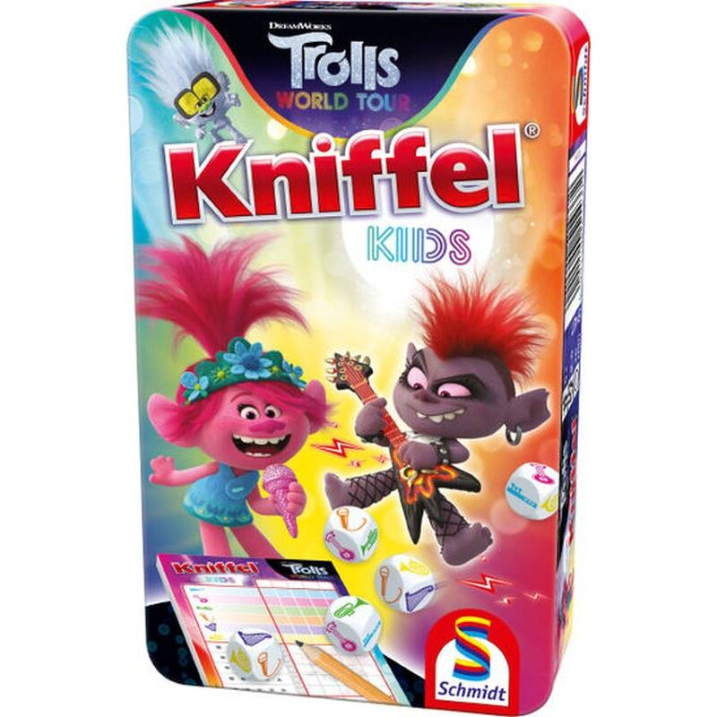 Kids Kniffel