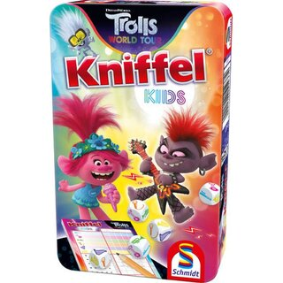 Trolls Kniffel Kids