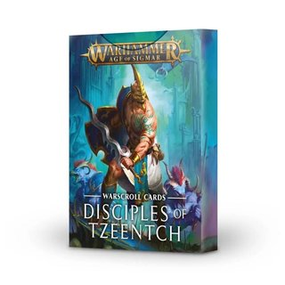 Age of Sigmar - Disciples of Tzeentch (Truppenschriftrollen)